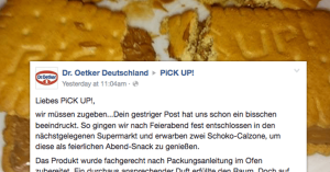 header dr oetker pickup