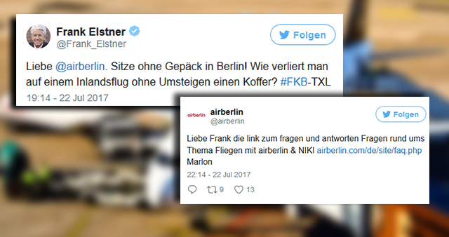 Airberlin Archives The Best Social Media De