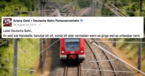 Bahn Header