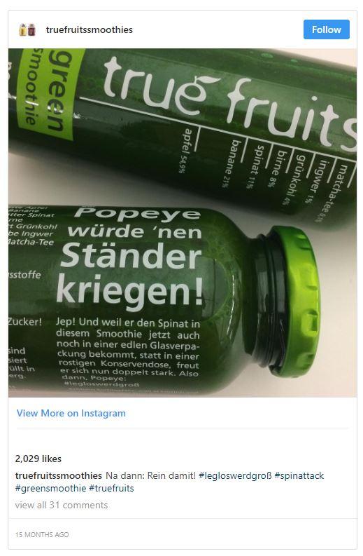 true fruits sprüche