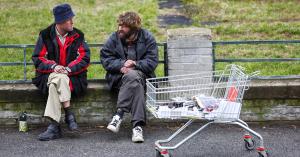 Obdachlosen WP