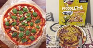 Pizza beides