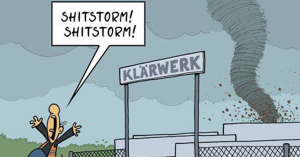 Shitstorm WP