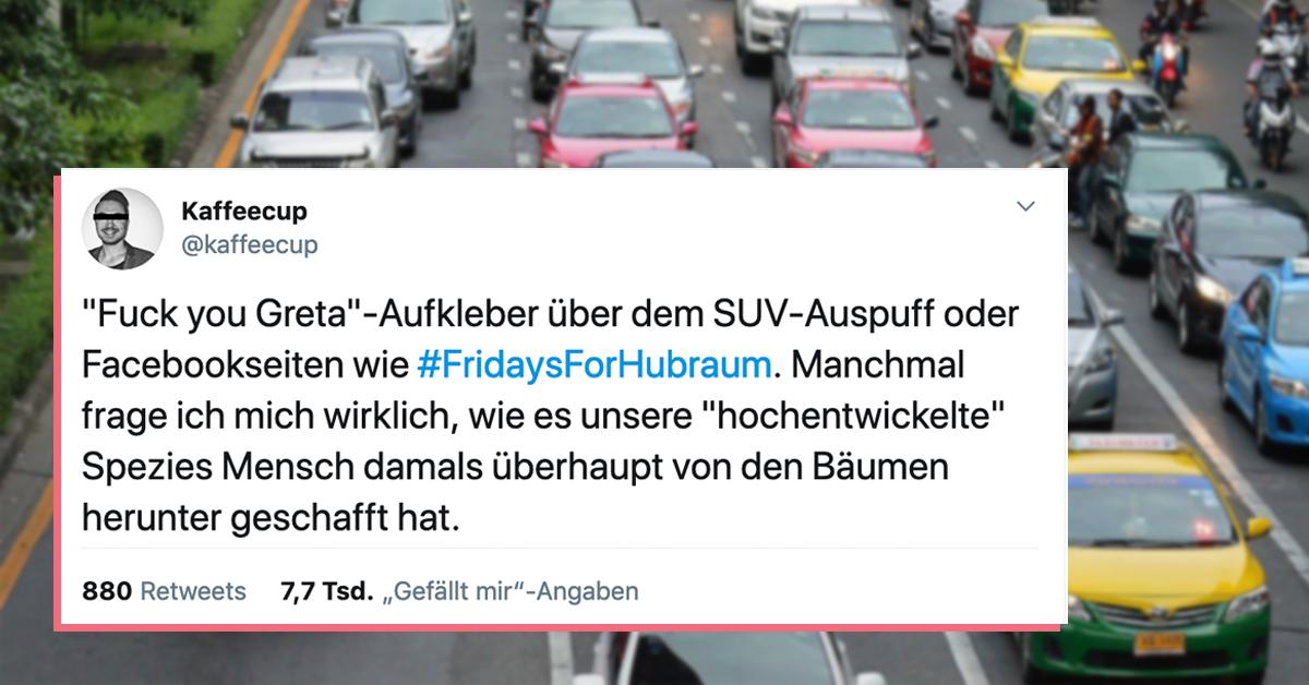 10 Satirische Kommentare Zur Greta Gegenbewegung Fridays