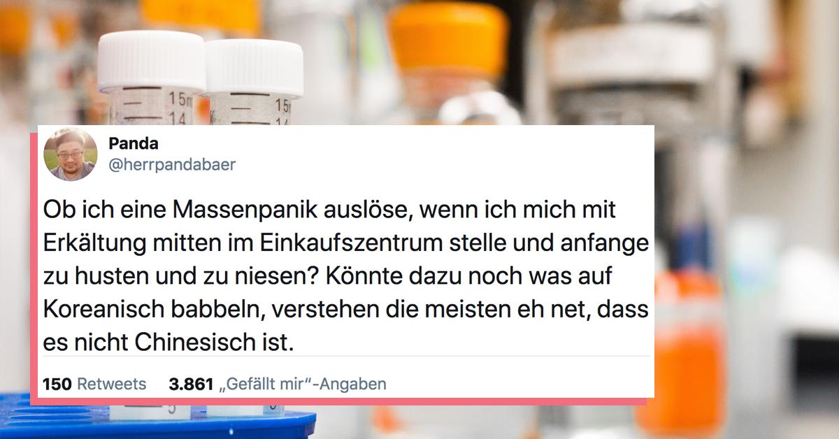 Erste Falle Des Coronavirus In Bayern Und Die Republik Dreht Am Rad