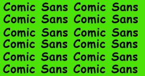 comicsansss