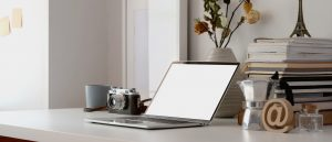 computer-laptop-on-white-table-3773387