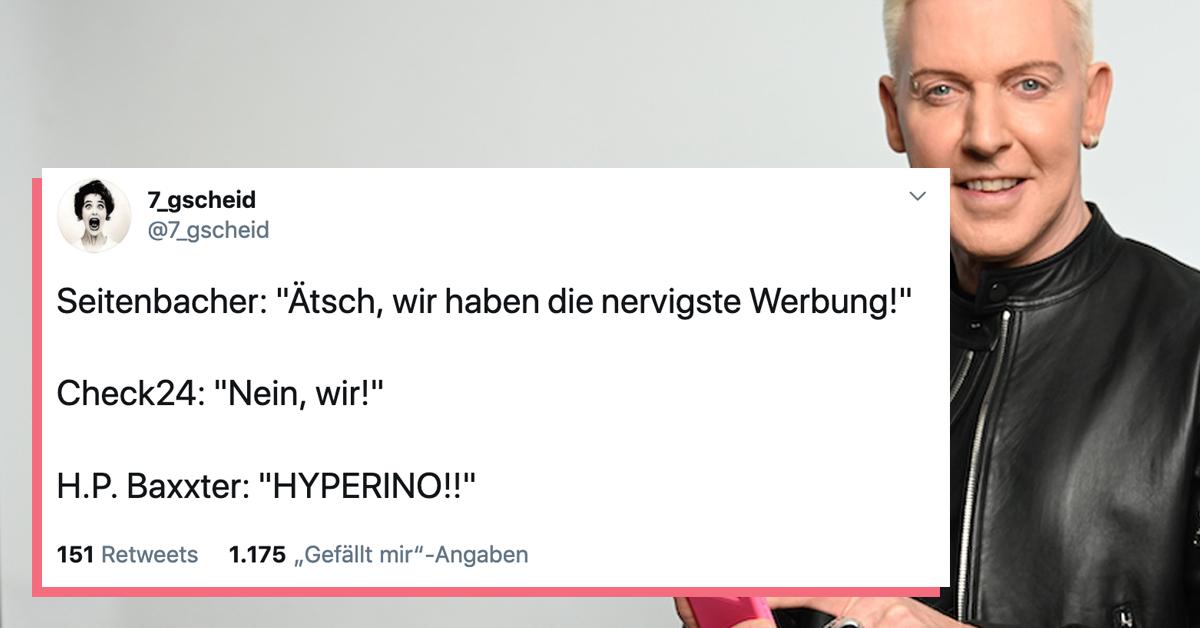 Psycho Terror Im Tv 20 Tweets Uber Total Nervige Werbespots