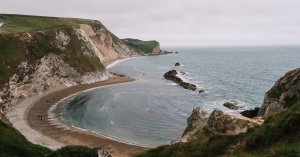 England Küste
