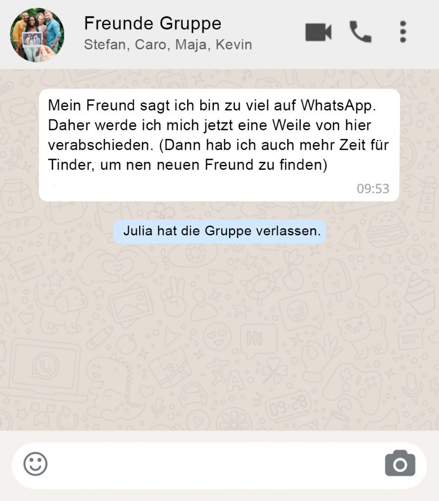 Whatsapp Gruppen Lustig : Swr3 Phanomen Familien Whatsapp