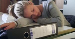 Header slaap