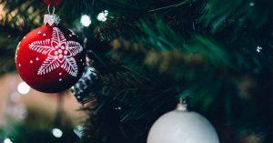 kerst blog website
