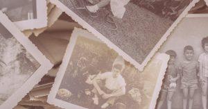 oude foto website