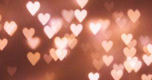 Valentijnsheader zonder post