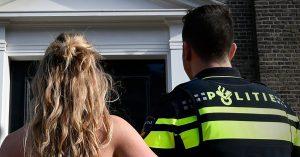 header politie altaar zonder post