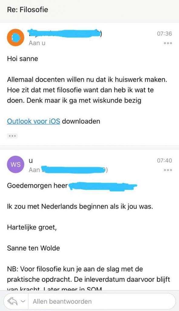 Thuisonderwijs