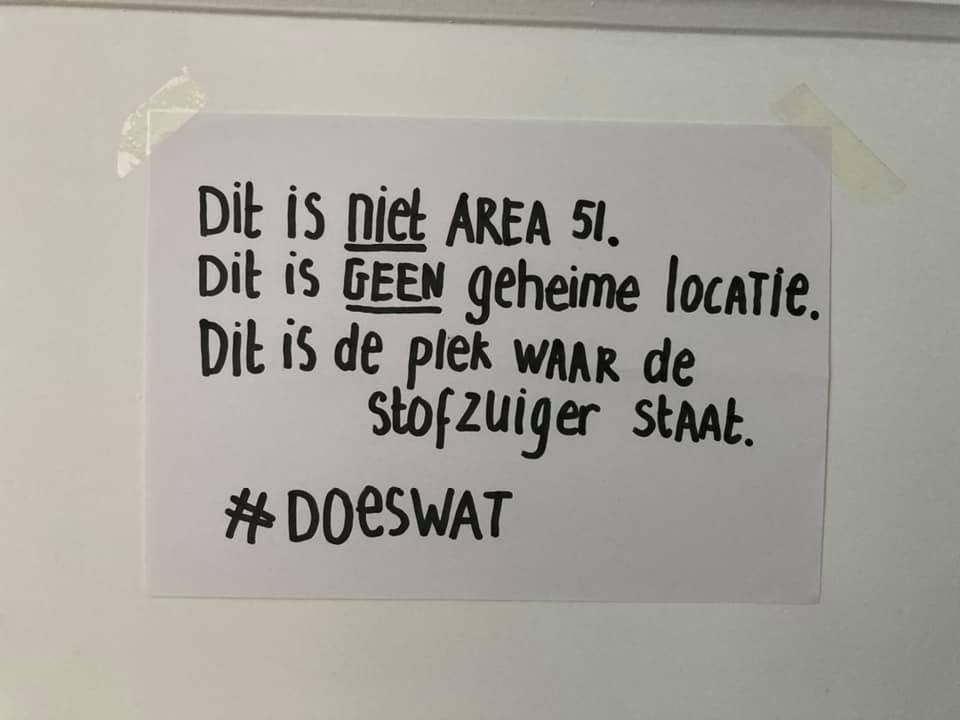 #doeswat