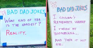 header dad jokes