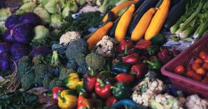 uitgelicht groente