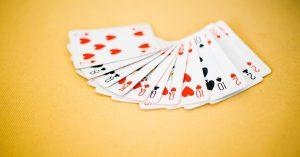 genderloos kaartspel