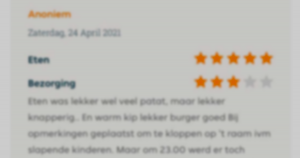 header reviews