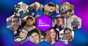 Persbericht The Best Social Awards Audience 2021