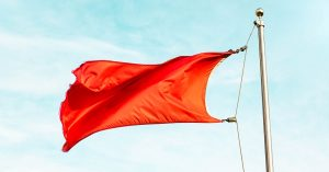 Red flag trend