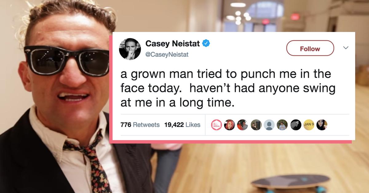 Casey Neistat Instagram