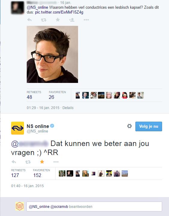 Reactie_NS_lesbischkapsel