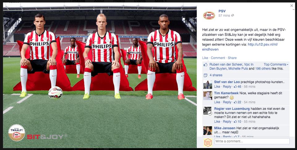 Slechtste_PSV_zitzakken