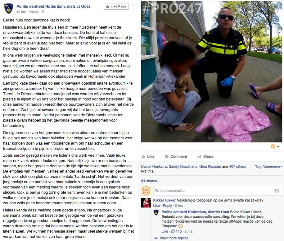 reactie_politie_offtopic