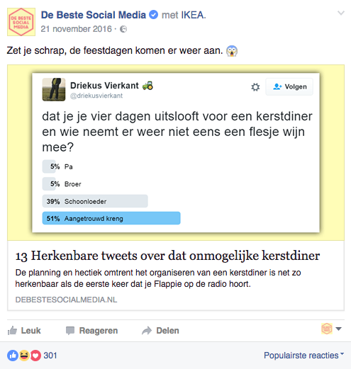 advertise - the best social media