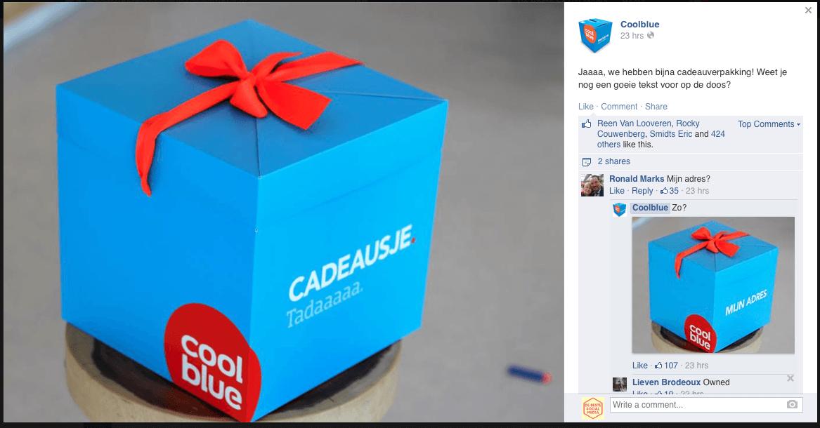 reactie_coolblue_mijnadres