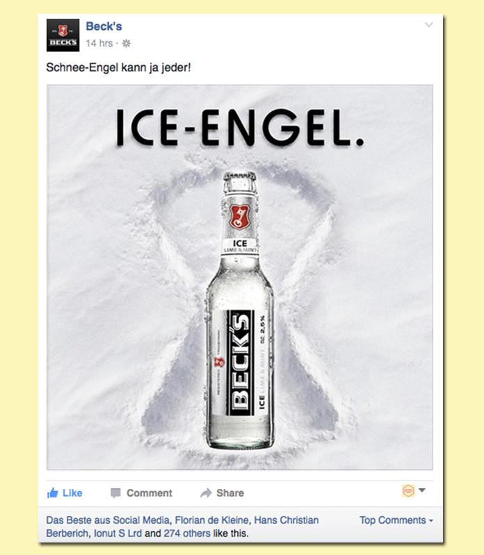 becks iceengel