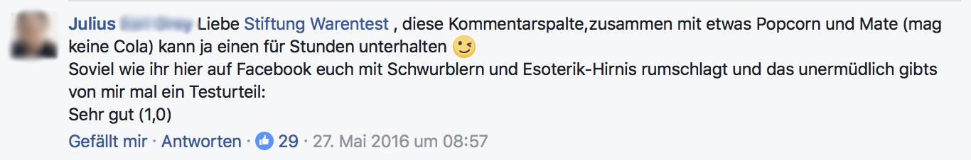 Bester Gasanbieter Stiftung Warentest