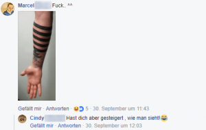 Tattoo armband männer What does